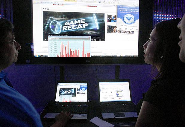 Chile es el primer país del continente en probar la conexión 4G