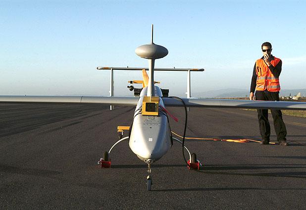 Israel presta a Chile indefinidamente aviones sin piloto