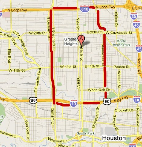 Houston Heights | Design U0026 Real Estate