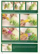Como se faz enfeite de garrafa PET