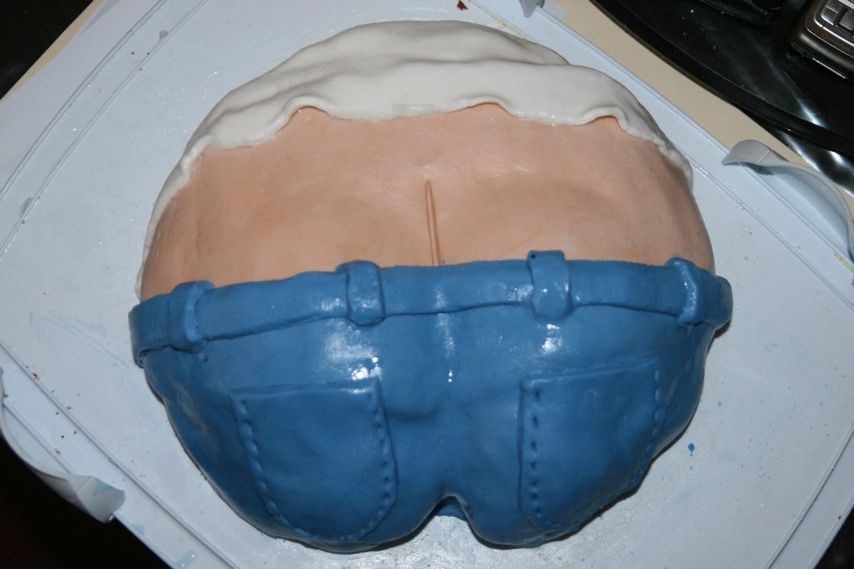 Butt Cakes 96