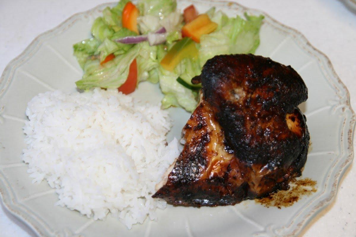 hungry too: Smoked Paprika Roast Chicken