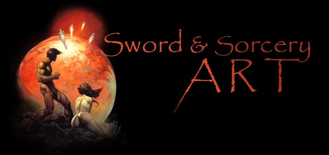 Sword and Sorcery Art