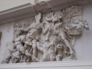 The Pergamon Frieze