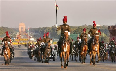 India's Colors :Celebrating Republic Day of India, New Delhi