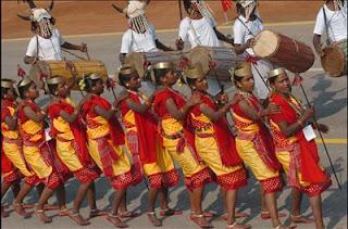 India's Colors :Celebrating Republic Day of India, New Delhi