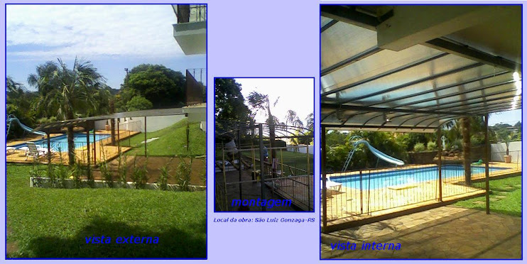 Chuva ou Sol, ambiente amplo próximo da piscina!
