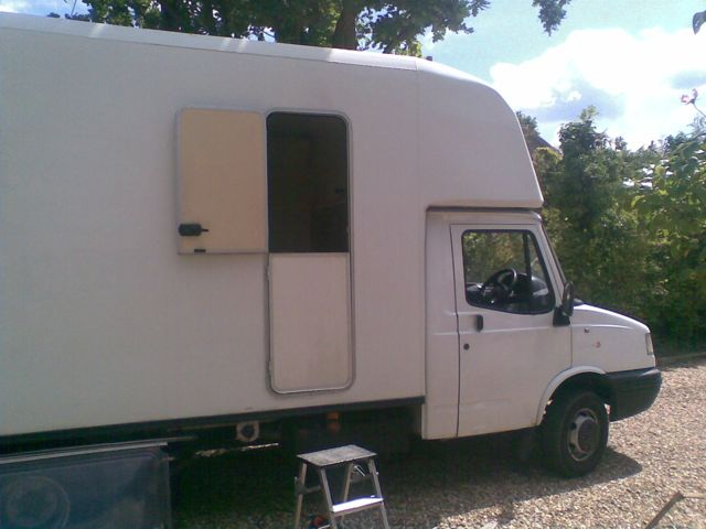 Handmade Matt Van Conversion From Scratch To Home On Wheels A