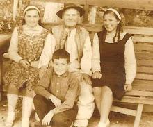 bunicul din Săcel, în 1967