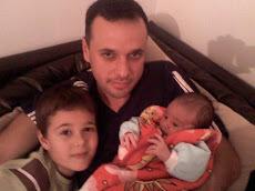 tata şi copiii