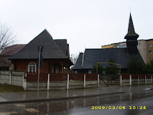 biserica maramureşeană din Cetate - Alba Iulia
