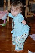 Oakley Dancing 23 months