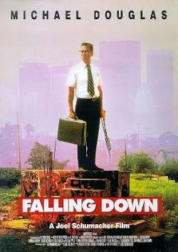 Sụp Đổ - Falling Down (1993) Poster