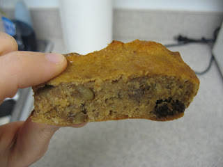 protein bars adapted from Alton Brown