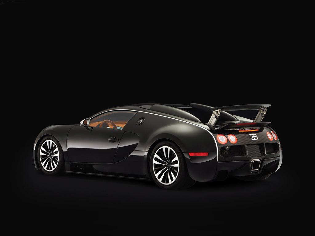 automovel v8 v10 v12 v16 bugatti veyron preto duas portas. Black Bedroom Furniture Sets. Home Design Ideas