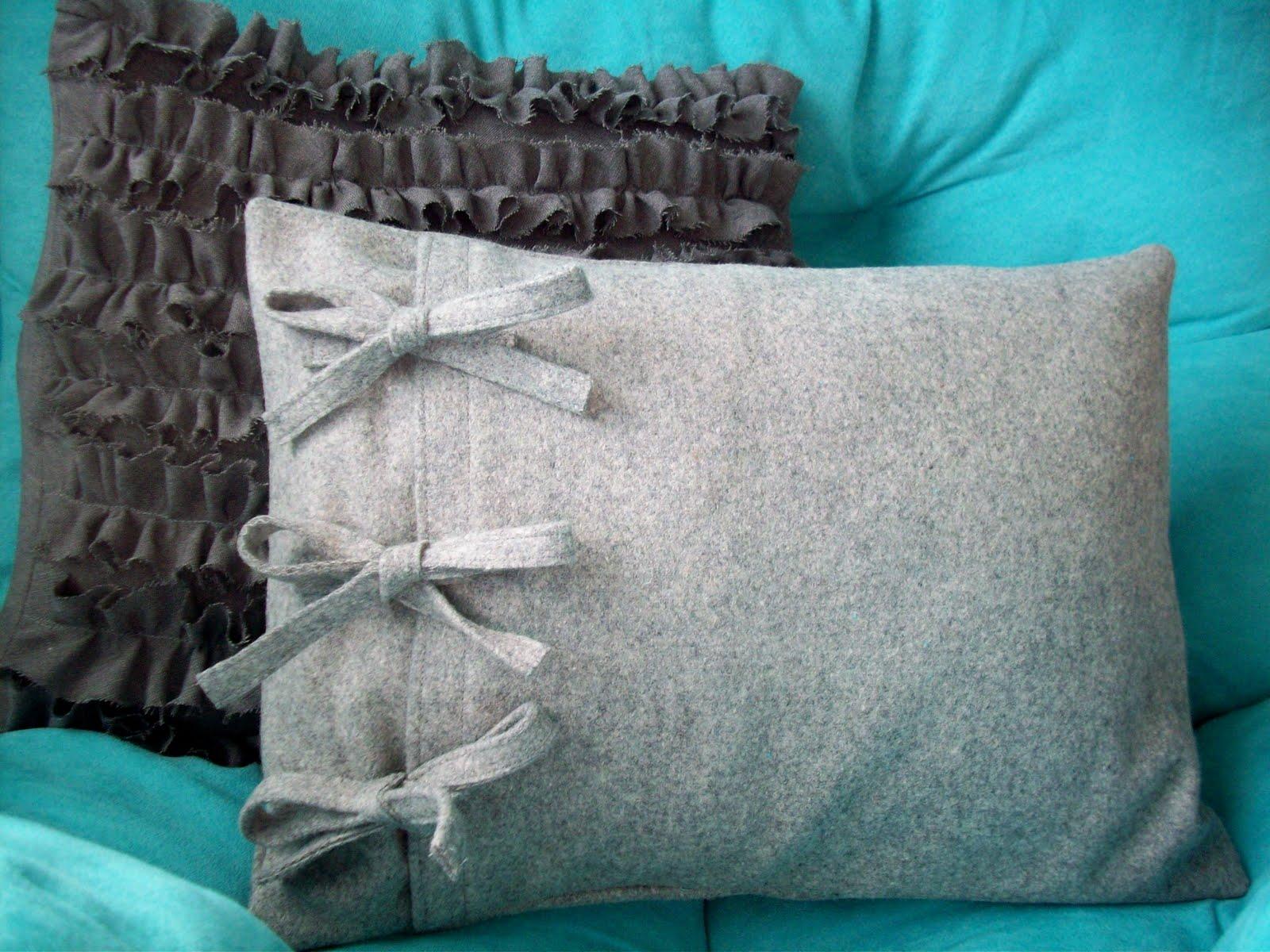 Декоративные подушки наволочки своими руками
