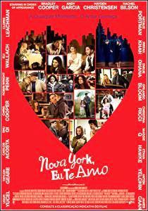 Filme Nova York, Eu Te Amo DVDRip RMVB Dublado