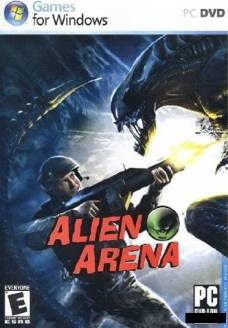Categoria acao, Capa Download Alien Arena 2011 (PC)