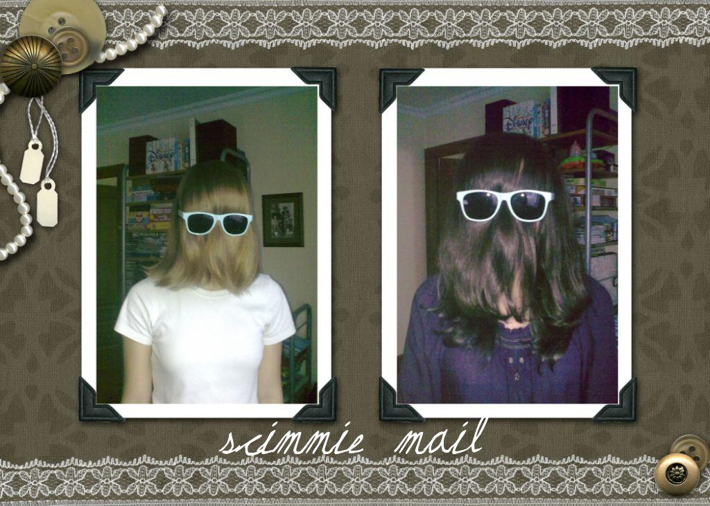 Scimmie mail