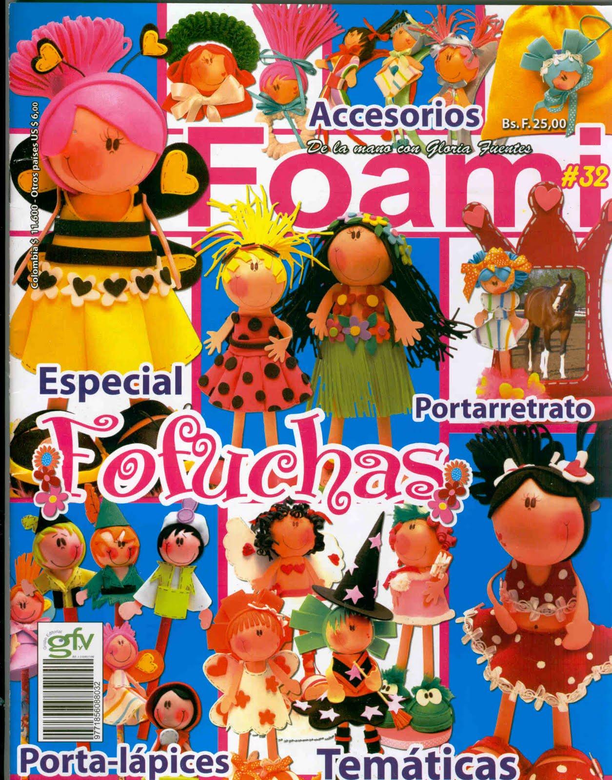 revistas de fofuchas para descargar gratis