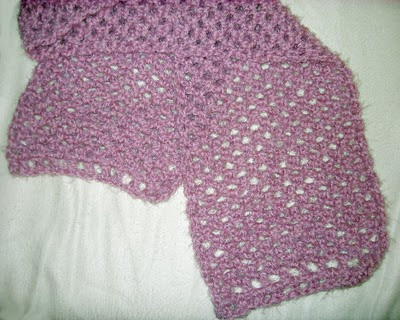 Quick Crochet : EASY QUICK CROCHET SCARF - Only New Crochet Patterns