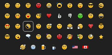 Blackberry on Use Add Bbm Emoticons Blackberry Messenger Smileys   Messengeroo