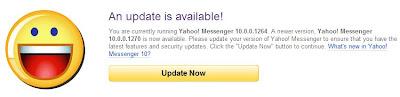 Yahoo Messenger 10.0.0.1270