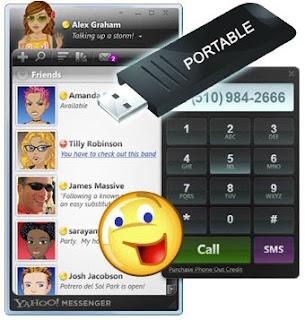 Portable Yahoo Messenger 10