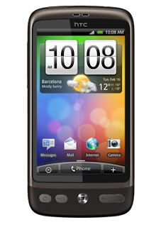 HTC Desire Manual User Guide