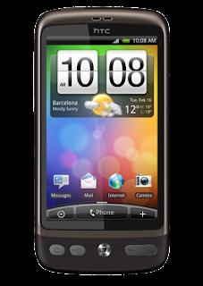 HTC Desire Manual User Guide