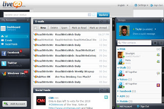 LiveGo Multi IM client, Social Network, Email Client