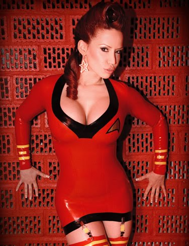 ... Fetish Sex Symbol which focuses on her modelling career as a latex ...