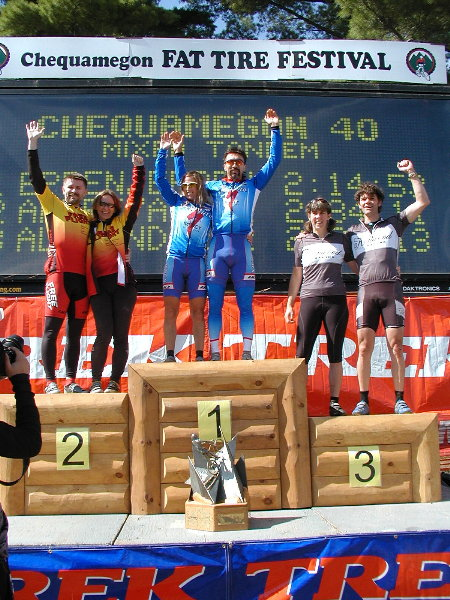 Cheq40 Fat Tire 2007 (Podium)
