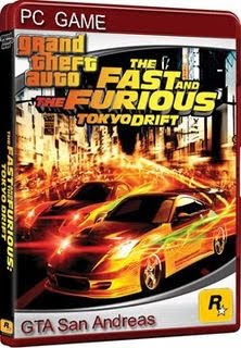 Baixar GTA San Andreas   Fast and the Furious   Tokyo Drift PC