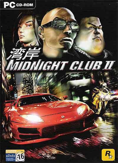 Baixar Midnight Club 2   PC   RIP