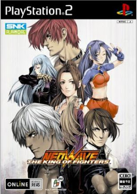 Download - The King of Fighters NeoWave | PS 2 | NTSC