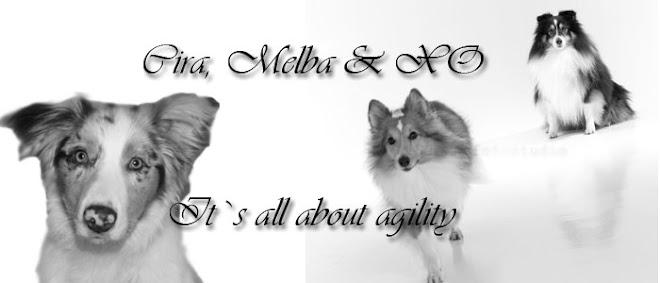 Cira, Melba og Xo