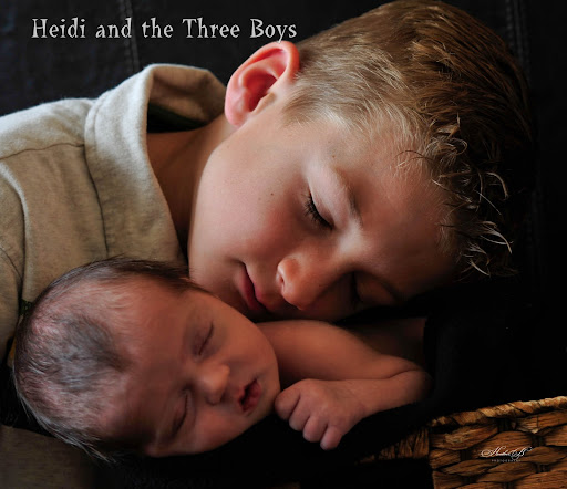 Heidi and the Three Boys