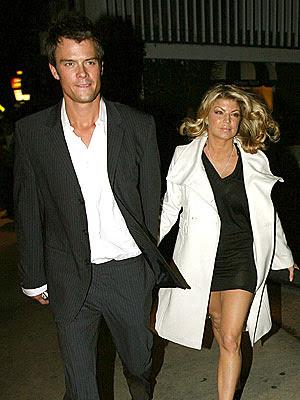 fergie and josh duhamel. Fergie and Josh Duhamel on
