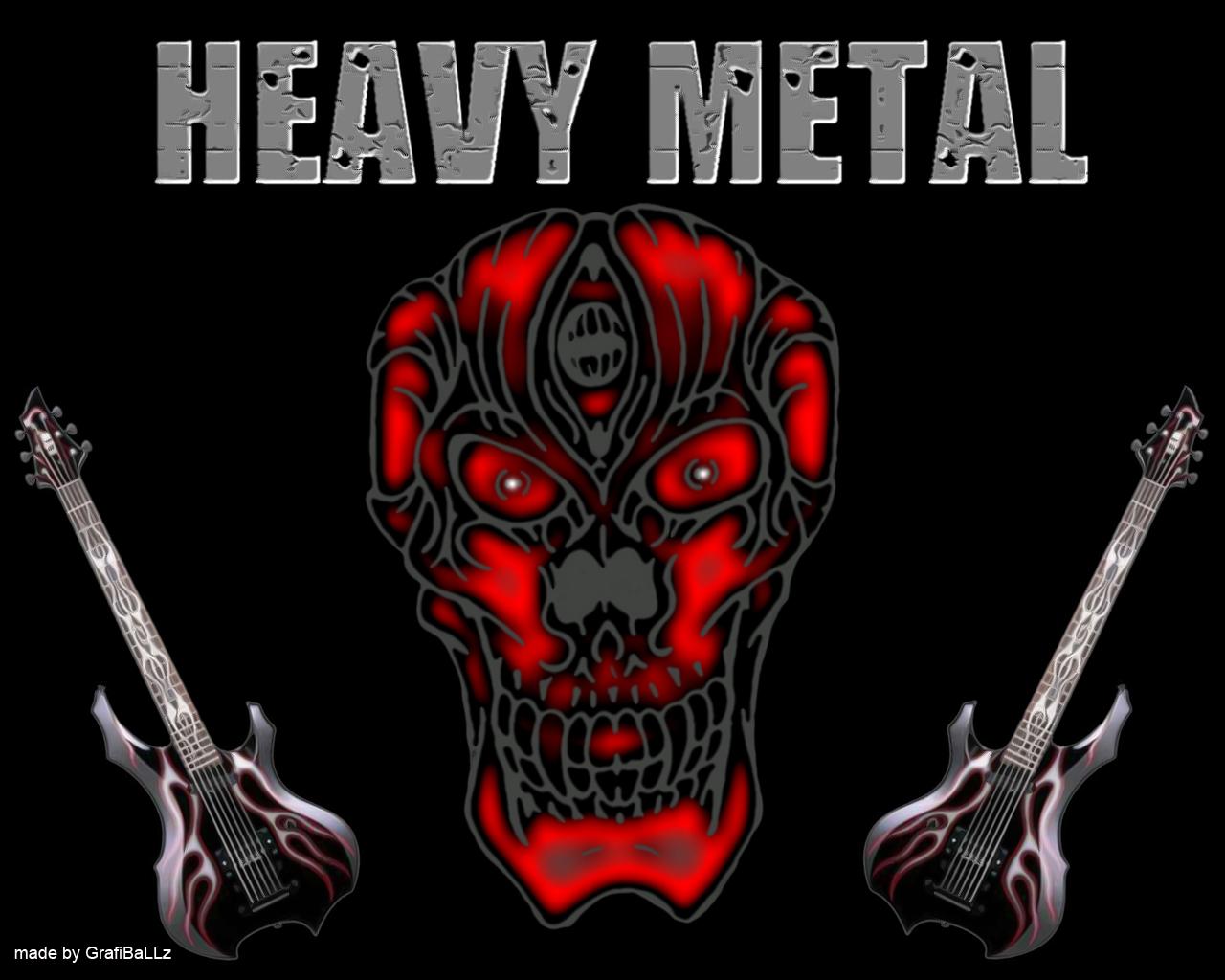 Origen del Heavy metal