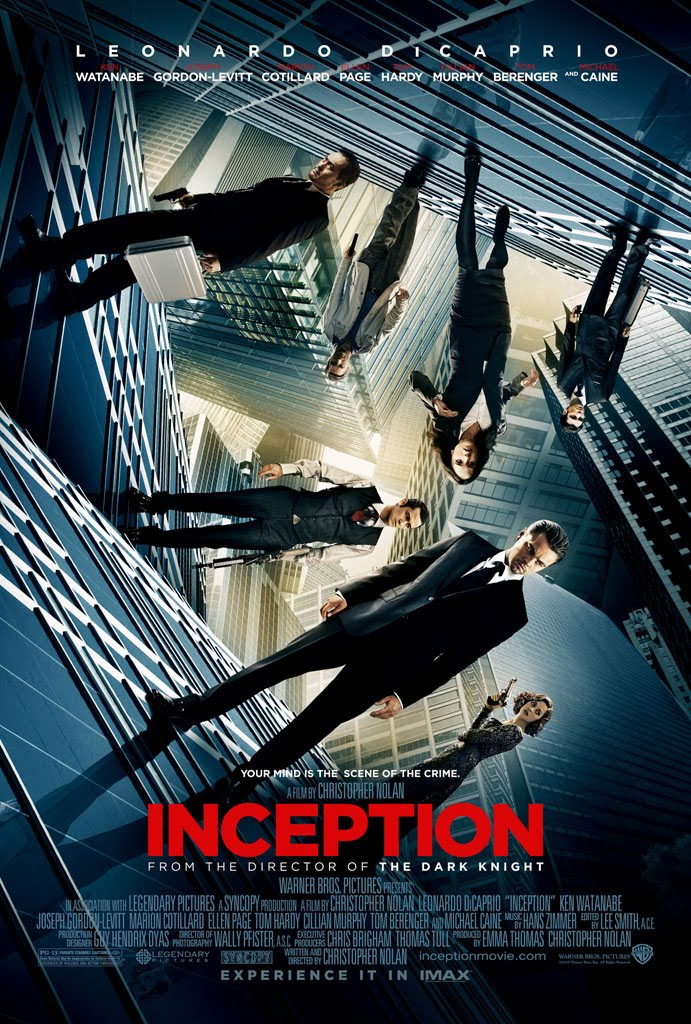 watched inception guys explain movie