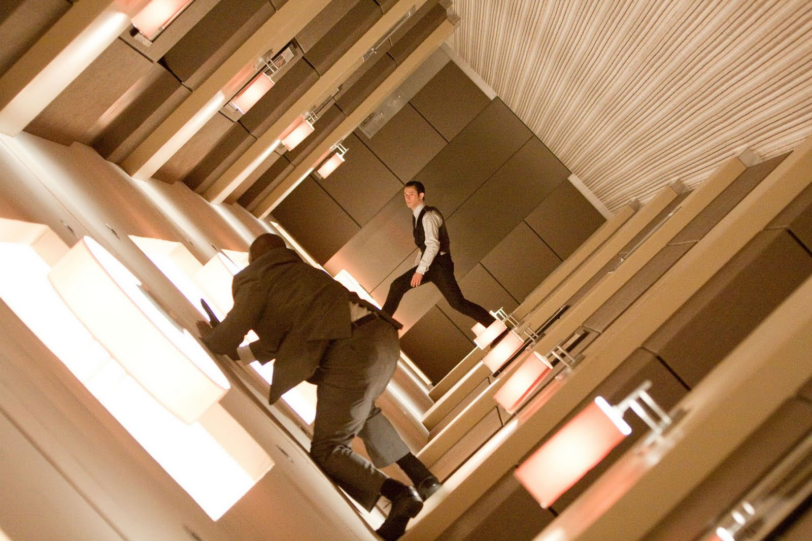 Inception - Christopher Nolan - 2010 dans * 2010 : Top 10 Inception