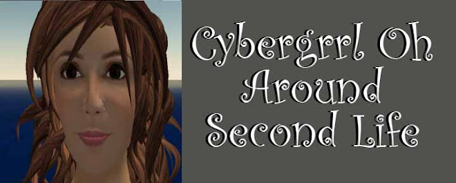 Cybergrrl Oh: Living a 2nd Life in the Virtual World Second Life