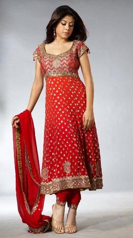 11 397b Anarkali Dresses