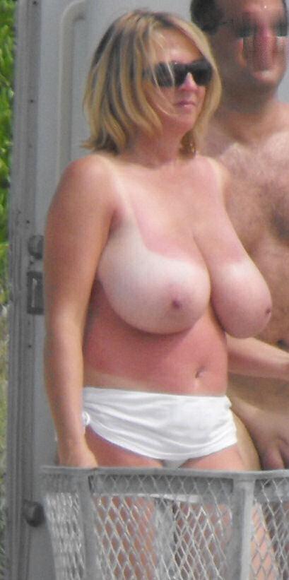 Spending Big brest girls nude on beach will
