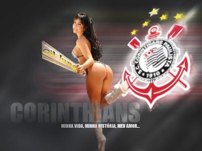 torcer para o Corinthians,