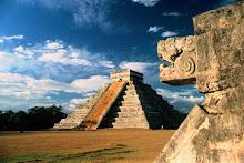 1) Chichen Itza Yucatan, Mexico