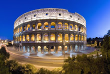 3)  Colosseum Rome, Italy