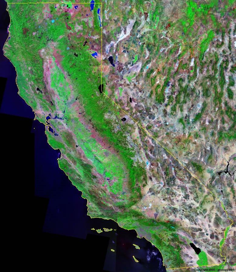 [california+satellite]