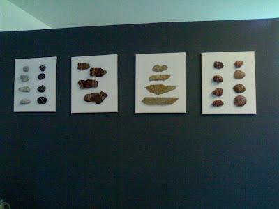 Manualidades escolares cuadros de piedras - Cuadros con piedras ...